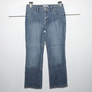 Chico's solitaire womens jeans size 1 x 30    849